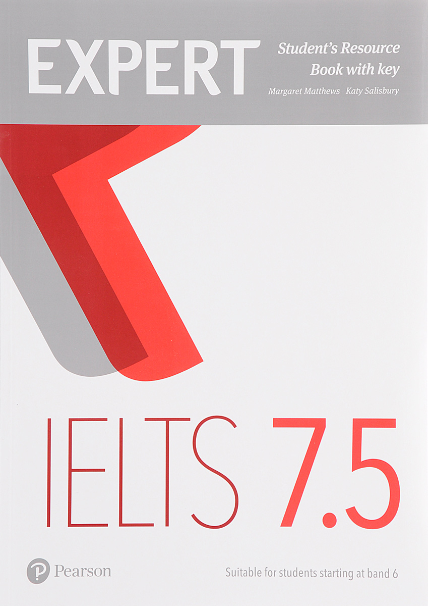 Expert IELTS 7.5: Students' Resource Book with Key achieve ielts 2 english for international education cd rom
