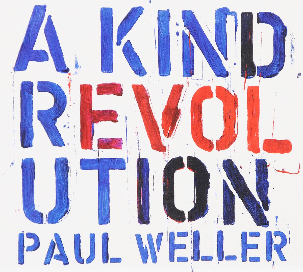 Пол Уэллер Paul Weller. A Kind Of Revolution