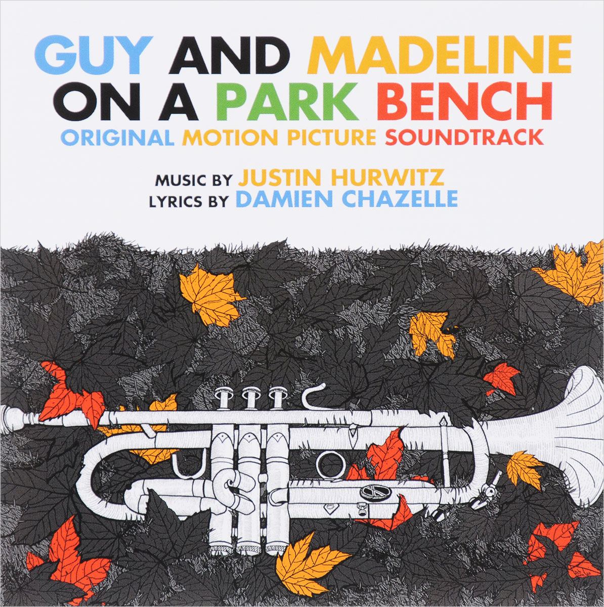 Justin Hurwitz. Guy & Madeline On A Park Bench. Original Picture Soundtrack justin hurwitz ost la la land