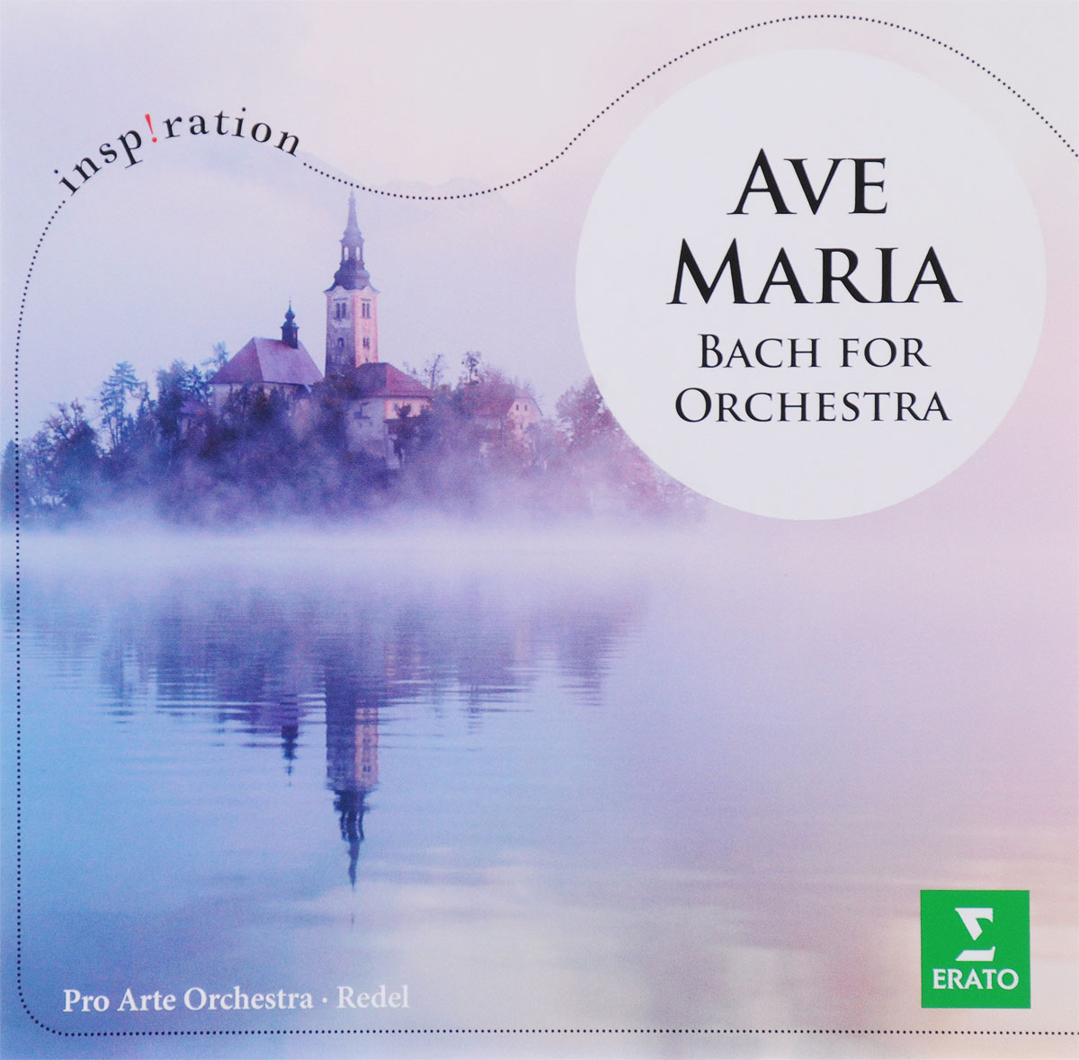 Курт Редел,Pro Arte Orchestra Kurt Redel. Bach. Ave Maria. Bach For Orchestra курт редел pro arte orchester kurt redel bach essentials