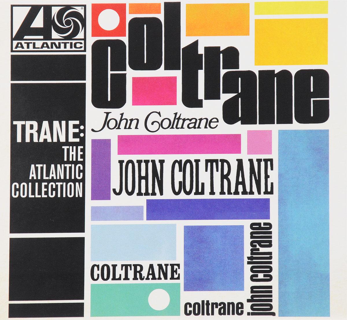 Джон Колтрейн John Coltrane. Trane. The Atlantic Collection джон колтрейн john coltrane giant steps the best of the early years 10 cd