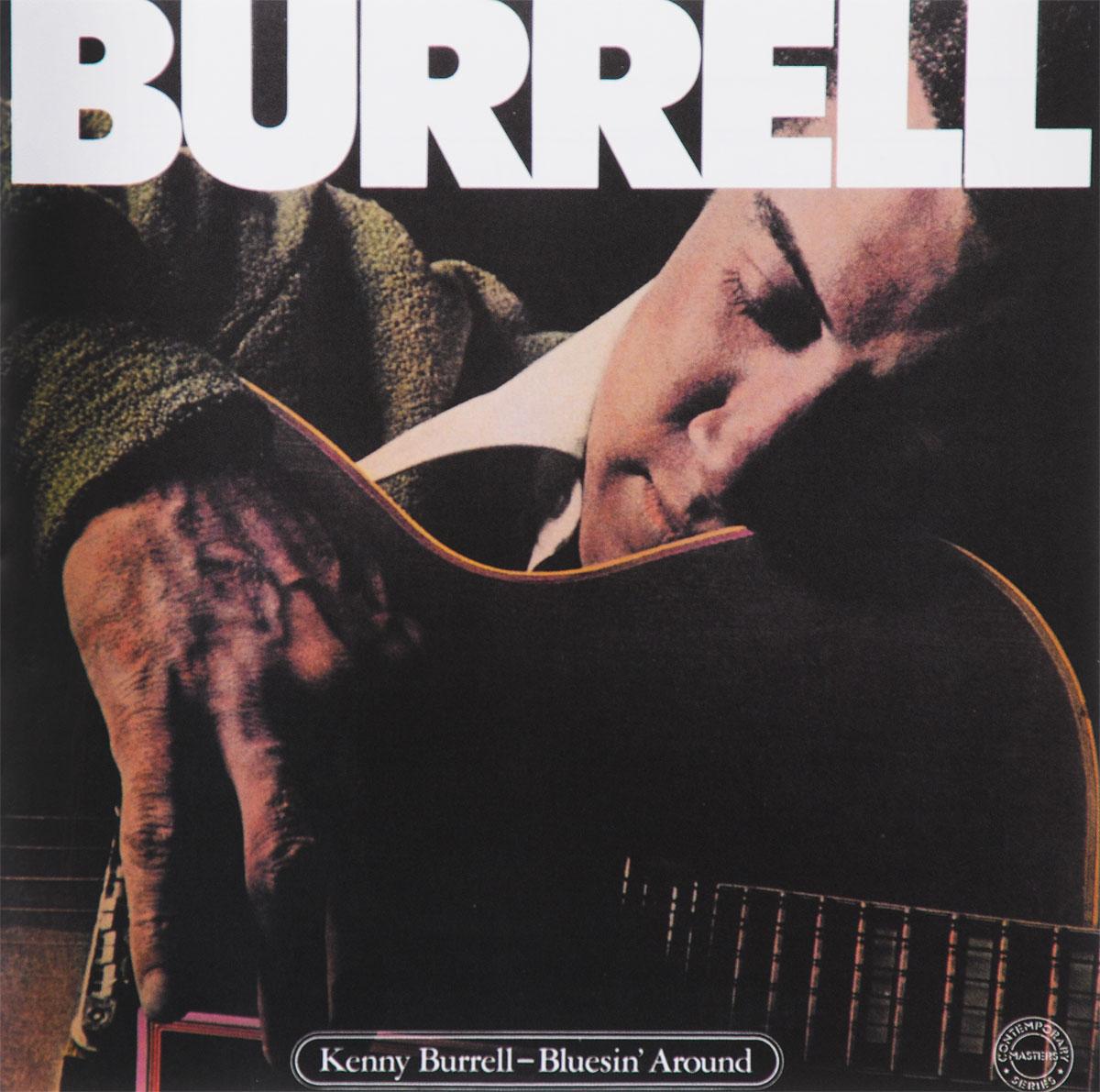 Кенни Баррелл Kenny Burrell. Bluesin' Around коулмен хокинс кенни баррелл рэй брайант вендел маршалл оси джонсон coleman hawkins soul