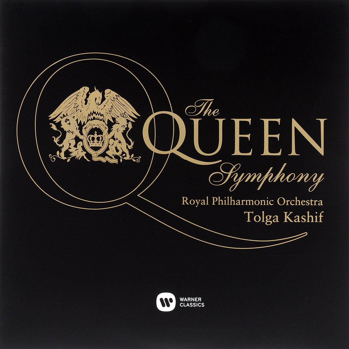 все цены на Толга Кашиф,The Royal Philharmonic Orchestra Tolga Kashif, Royal Philharmonic Orchestra. The Queen Symphony (2 LP) онлайн