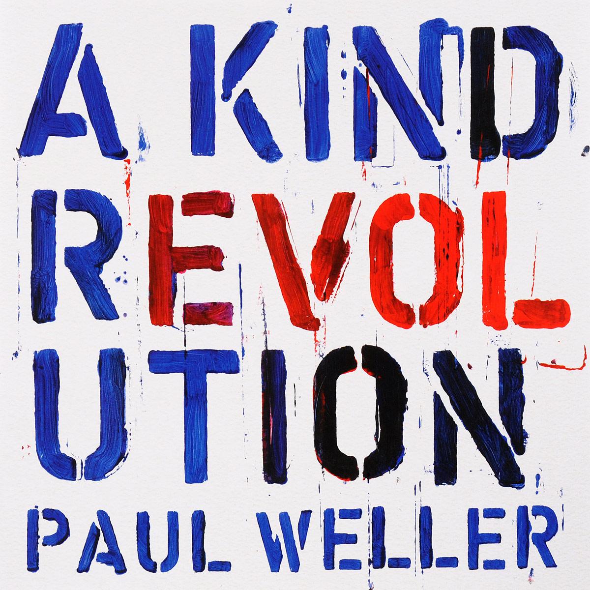 Пол Уэллер Paul Weller. A Kind Of Revolution (LP) paul weller paul weller more modern classics 2 lp