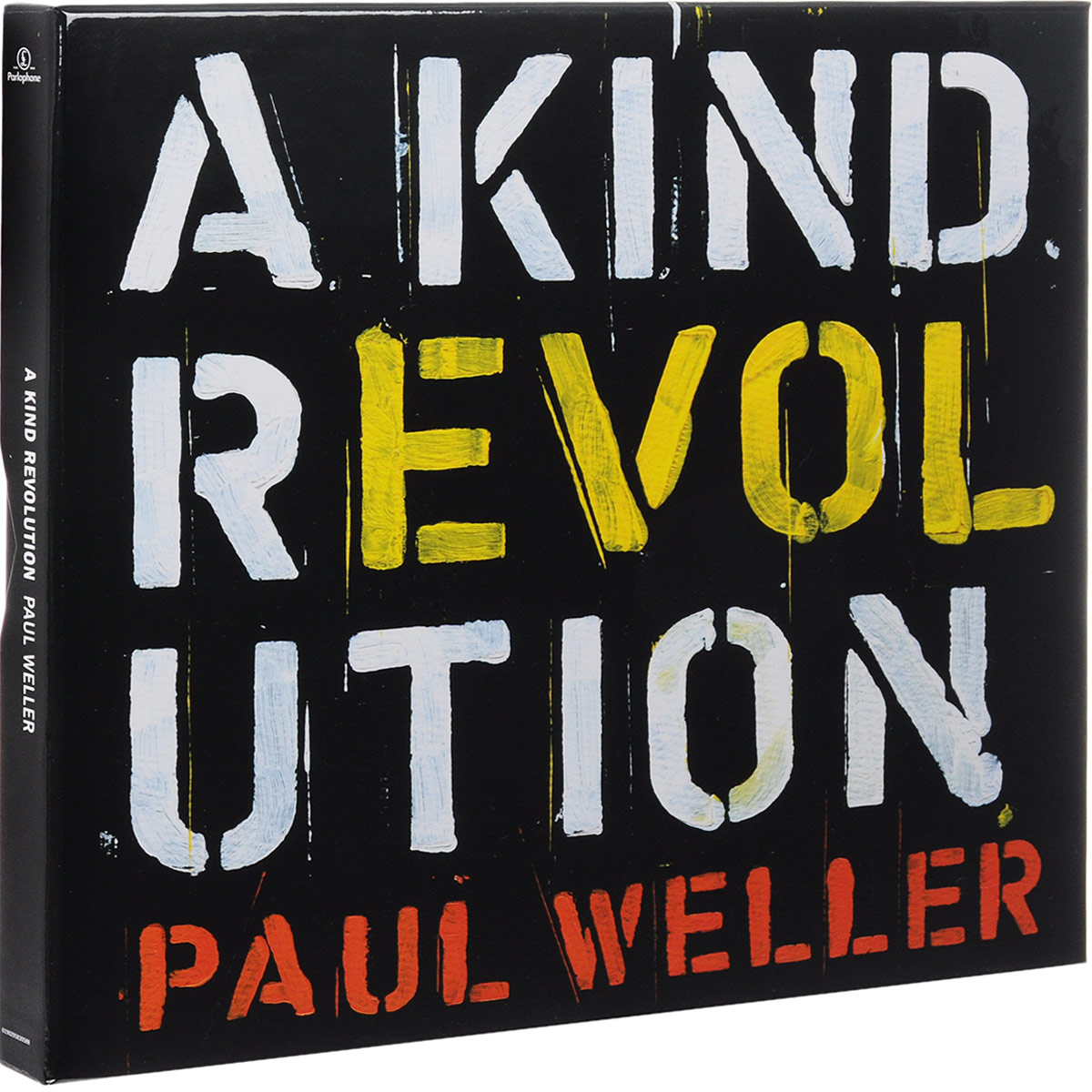 Пол Уэллер Paul Weller. A Kind Of Revolution (5 LP) 3 6 8 7 10 9 12