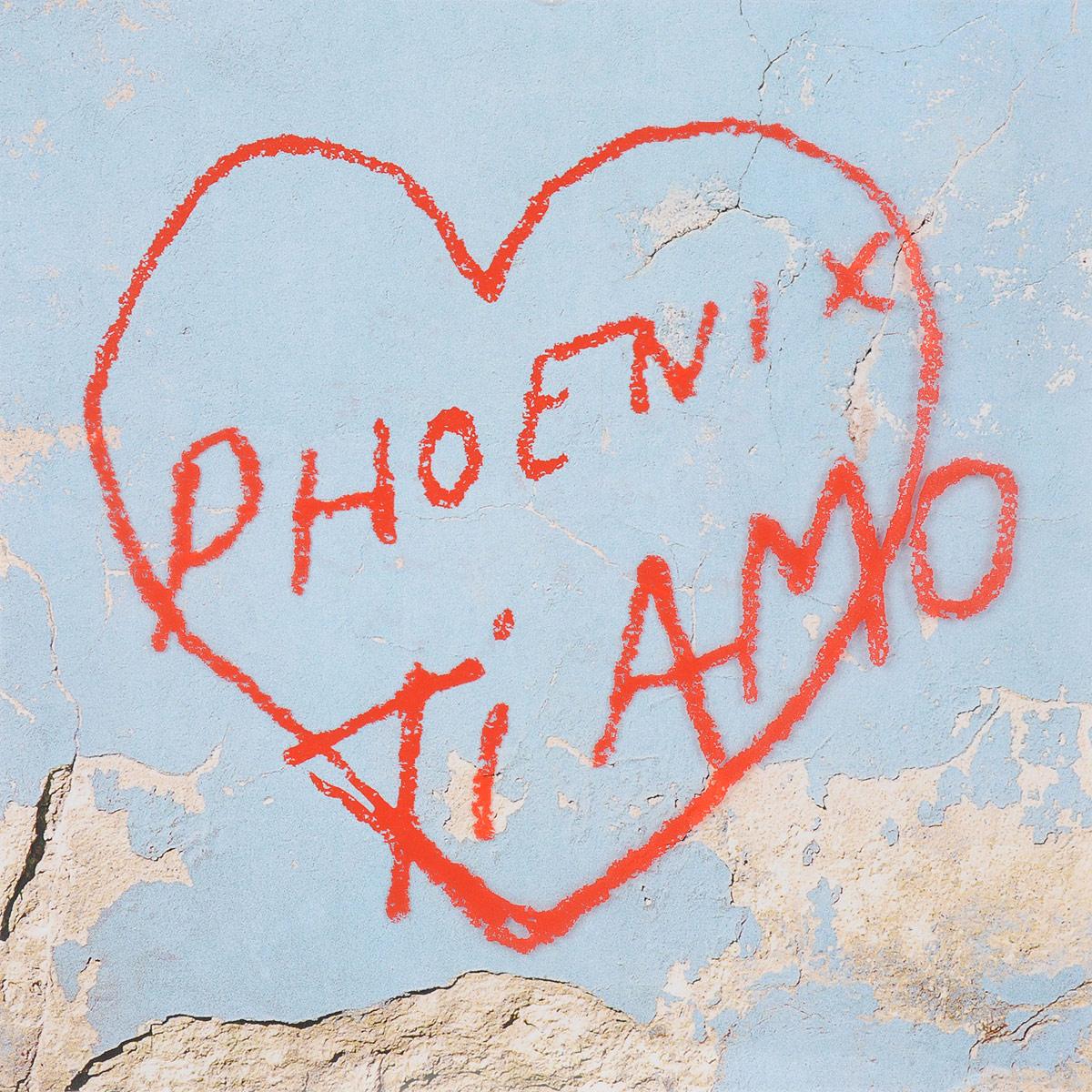 Phoenix Phoenix. Ti Amo (LP) eduard limonov eddy baby ti amo