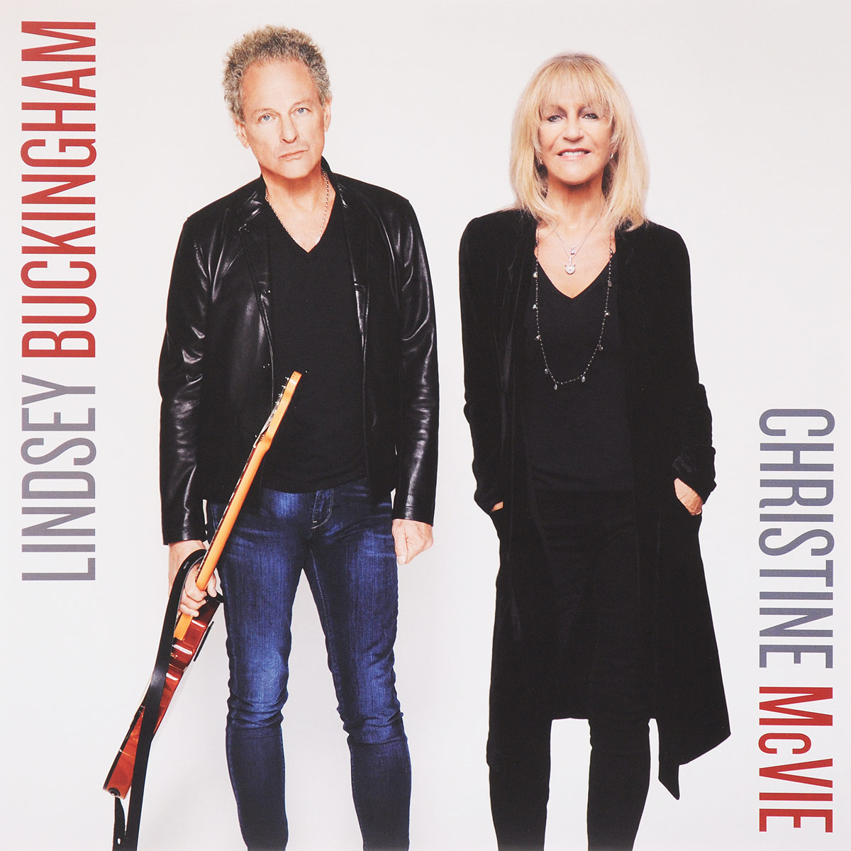 Линдси Бакингем,Кристин Макви Lindsey Buckingham, Christine McVie. Lindsey Buckingham, Christine McVie (LP)
