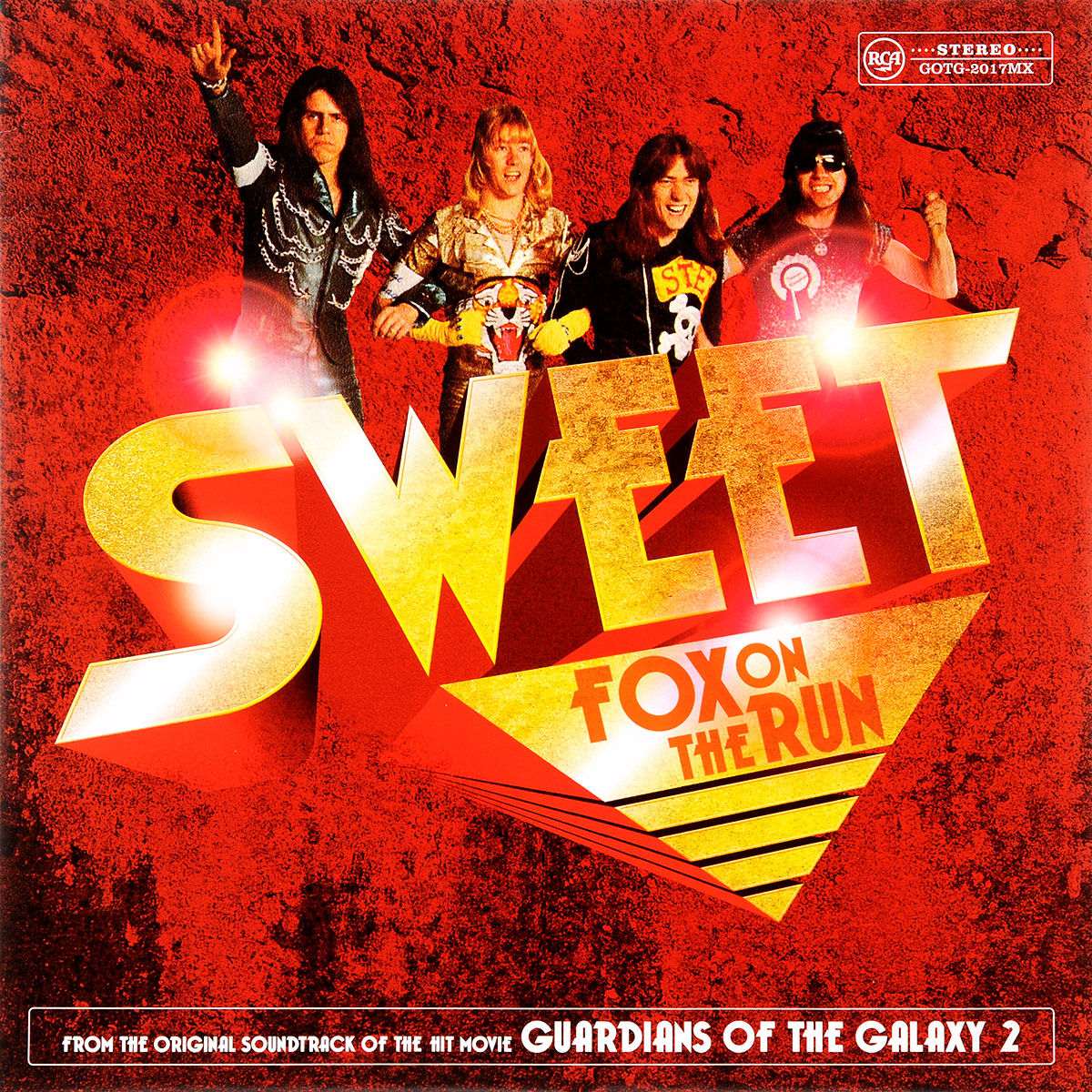 Sweet Sweet. Fox On The Run. Original Picture Soundtrack (LP) sweet sweet off the record new vinyl edition lp