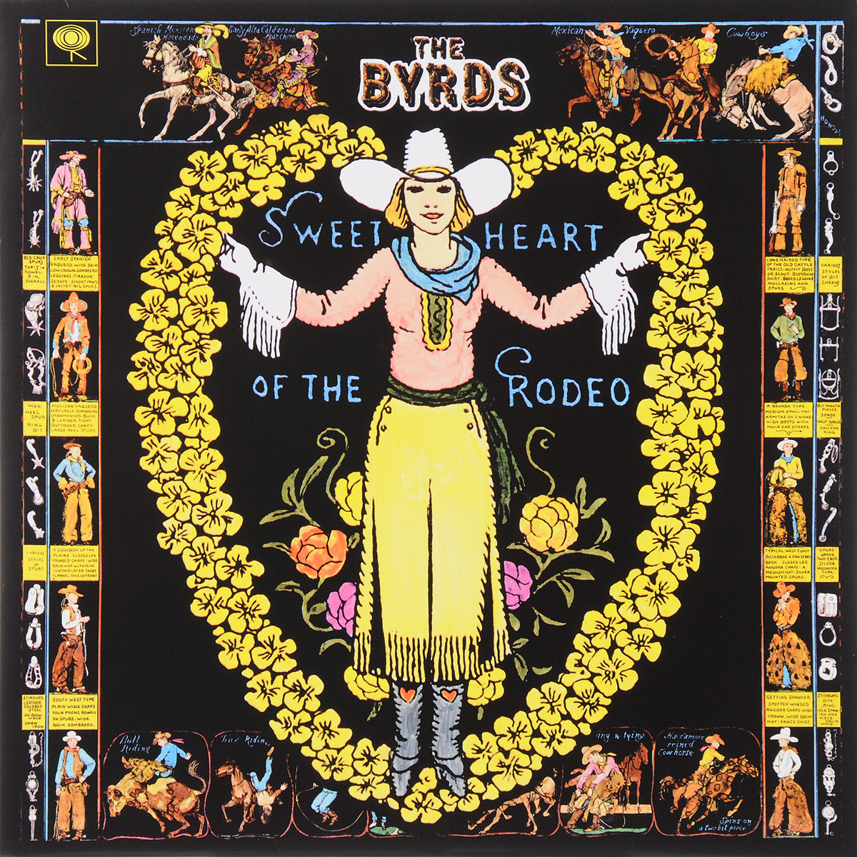 Фото - The Byrds The Byrds. Sweetheart Of The Rodeo (LP) виниловая пластинка the byrds sweetheart of the rodeo legacy edition