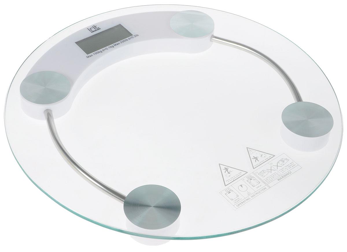 Irit IR-7250 весы напольныеIR-7250Напольные электронные весы Irit IR-7250 - неотъемлемый атрибут здорового образа жизни. Они необходимы тем, кто следит за своим здоровьем, весом, ведет активный образ жизни, занимается спортом и фитнесом. Очень удобны для будущих мам, постоянно контролирующих прибавку в весе, также рекомендуются родителям, внимательно следящим за весом своих детей. Рекомендуем!