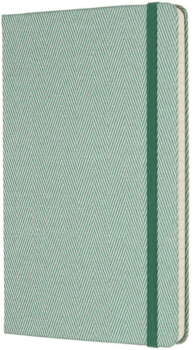 Moleskine Записная книжка Blend Large 96 листов в линейку цвет зеленый