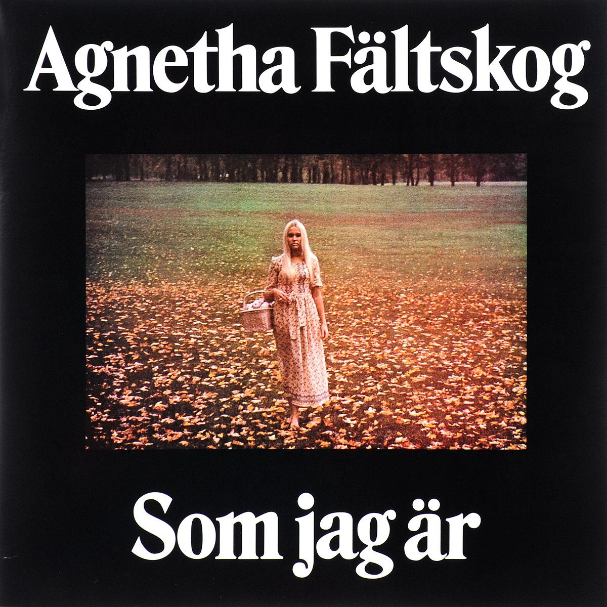 Агнета Фальтског Agnetha Faltskog. Som Jag Ar (LP) цена и фото