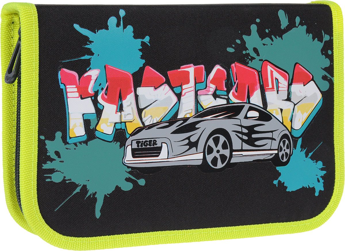 Tiger Enterprise Пенал Graffiti Car цена