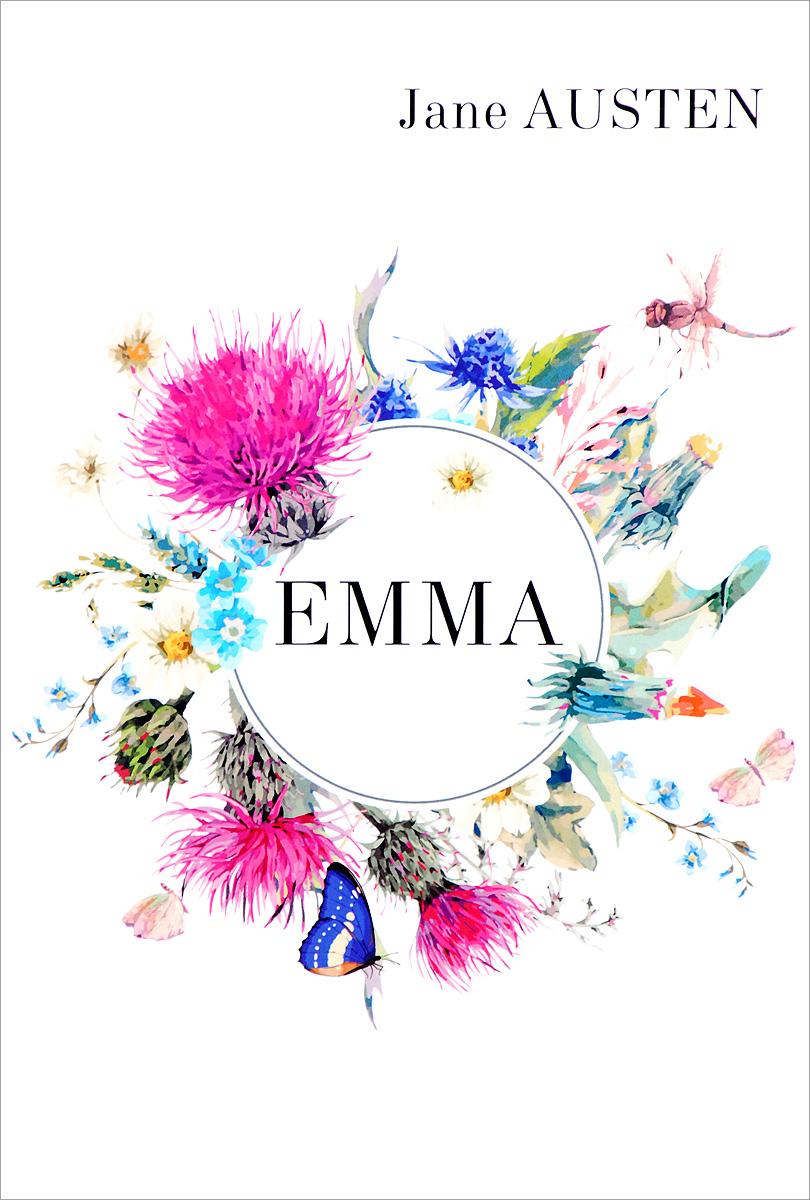 Jane Austen Emma остин дж emma эмма