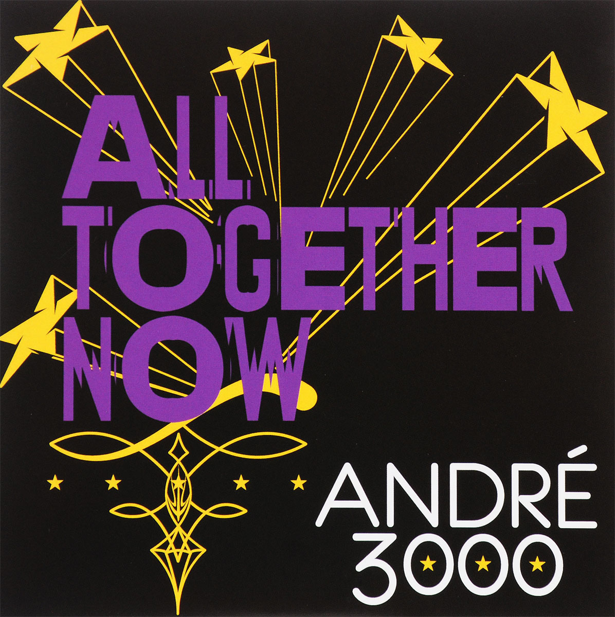 Andre 3000 Andre 3000. All Together Now (LP) fabrizio de andre fabrizio de andre in teatro il concerto 1992 1993 3 lp