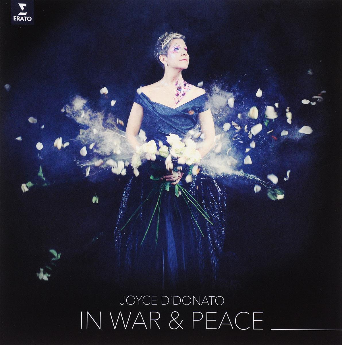 Джойс Дидонато Joyce Didonato. In War & Peace (2 LP) виниловая пластинка didonato joyce in war and peace harmony through music