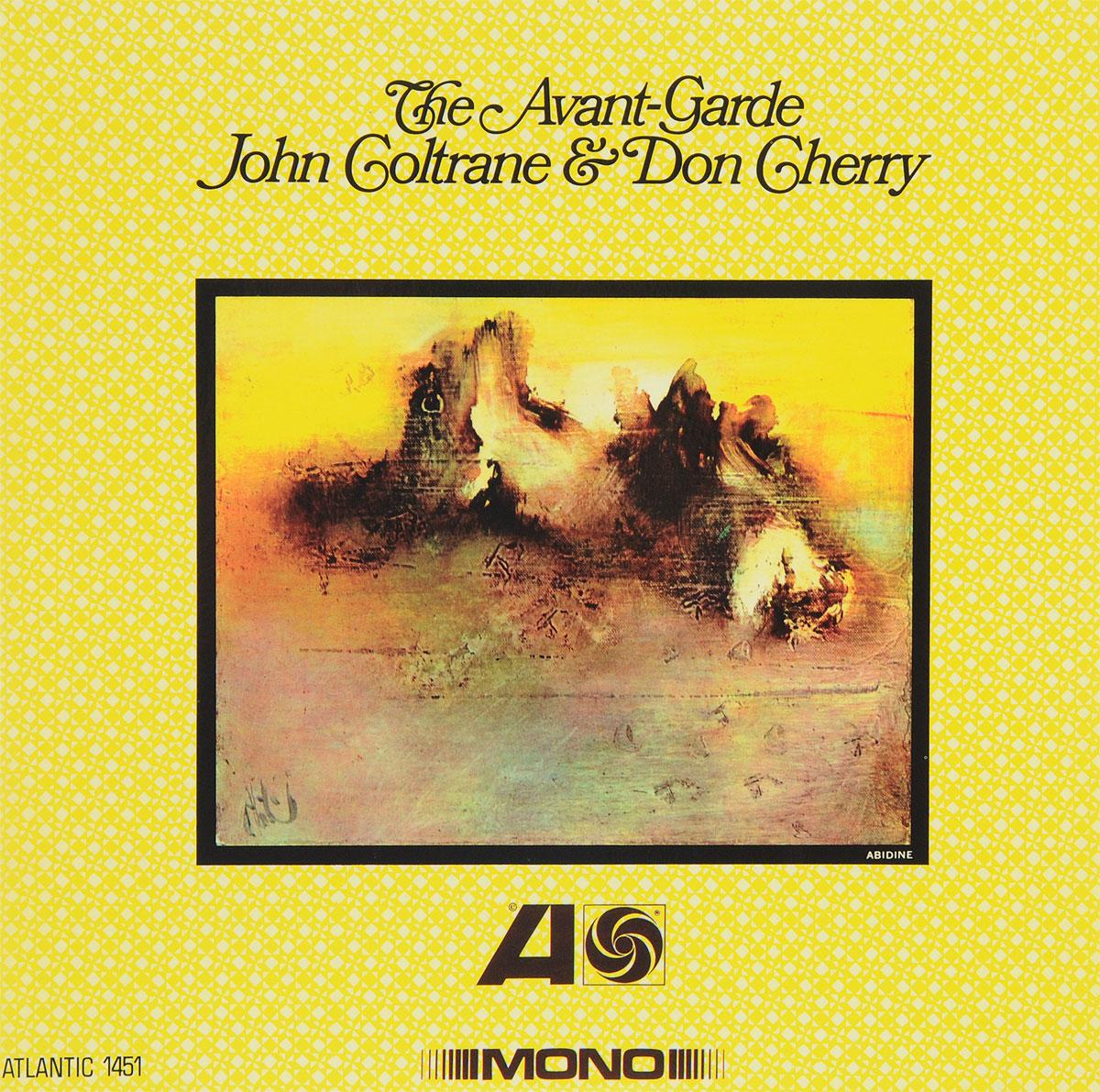 Джон Колтрейн,Дон Черри John Coltrane, Don Cherry. The Avant-Garde (LP) john coltrane john coltrane don cherry the avant garde mono remaster 180 gr