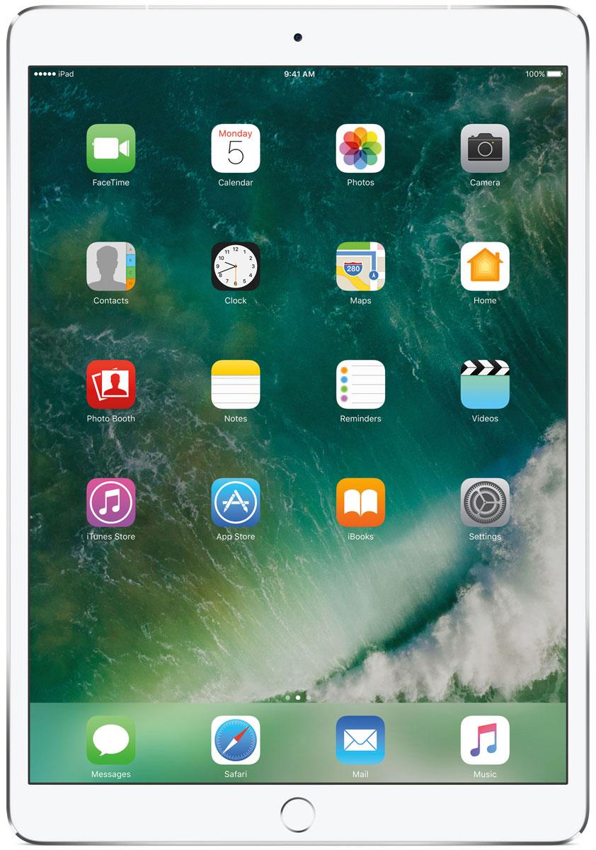 "Планшет Apple iPad Pro 10.5"" Wi-Fi + Cellular (2017), 64 ГБ, серебристый"
