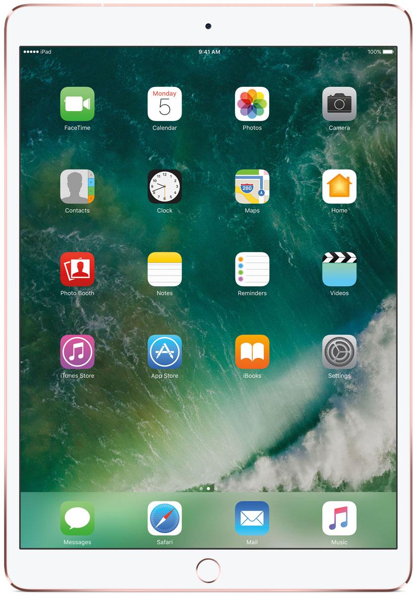 "Планшет Apple iPad Pro 10.5"" Wi-Fi + Cellular (2017), 64 ГБ, розовое золото"