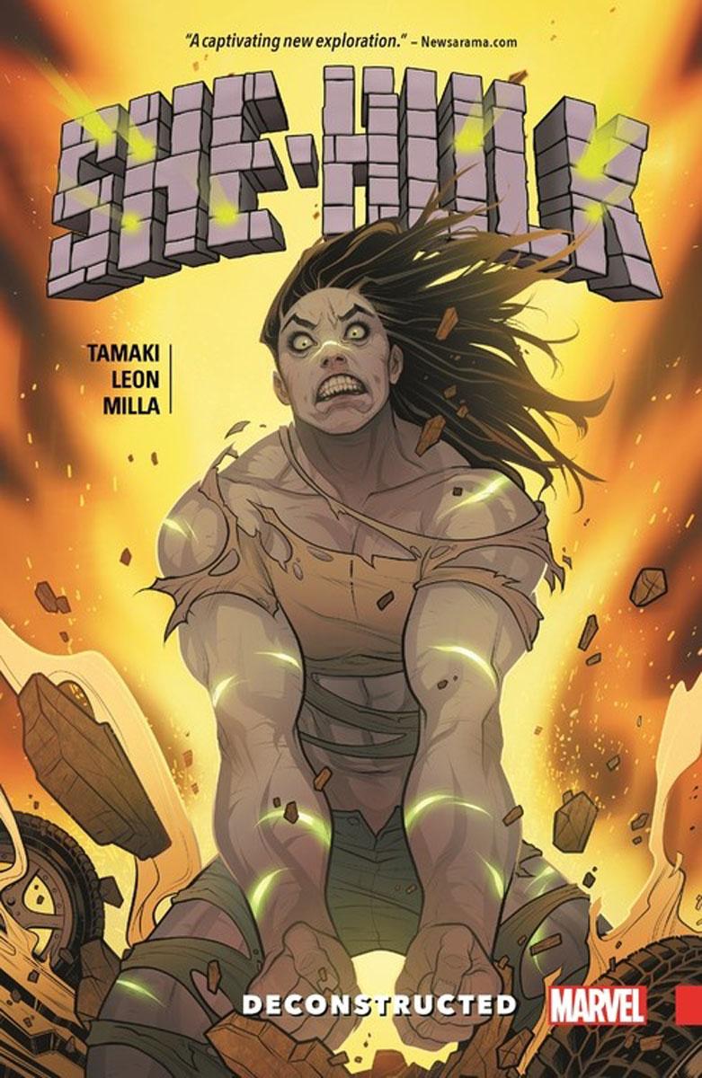 She-Hulk: Volume 1: Deconstructed