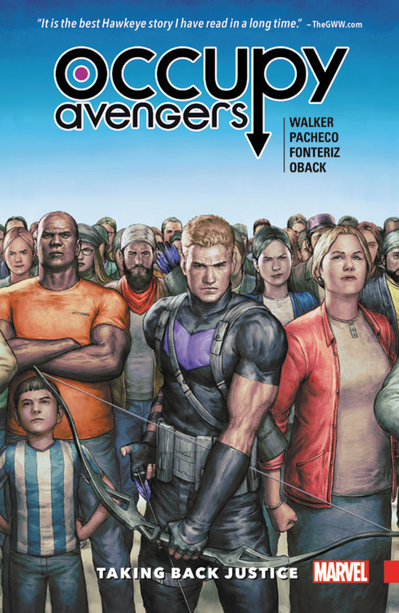 Occupy Avengers: Volume 1: Taking Back Justice