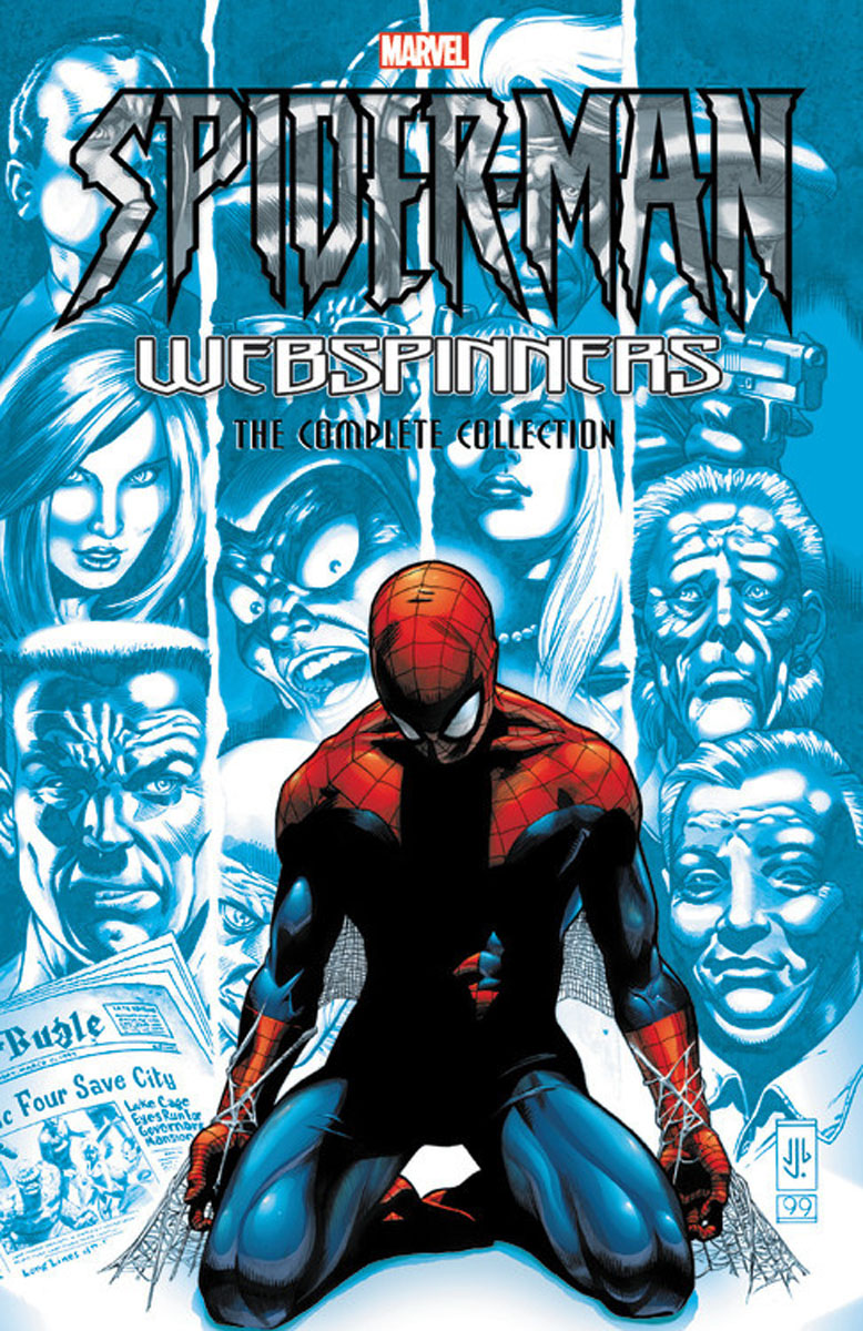 Spider-Man: Webspinners: The Complete Collection the little book of the amazing spider man