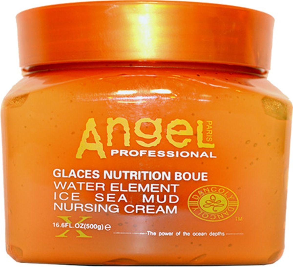 Angel professionalКрем для волос с замороженной морской грязью, 500 мл Angel professional