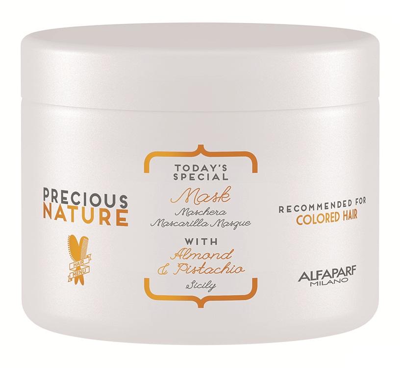 Alfaparf Precious Nature Pure Color Protection Mask Маска для окрашенных волос, 500 мл