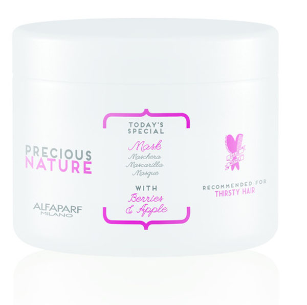 "Alfaparf Precious Nature Mask for Dry and Thirsty Hair Маска для сухих волос ""испытывающих жажду"", 500 мл"