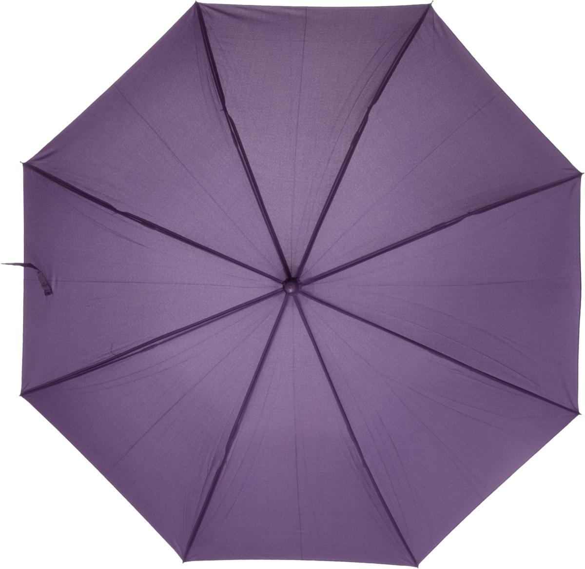 Зонт-трость женский Nuages, цвет: фиолетовый. NZ1240/6plum зонт женский трость спас медный всадник 106см