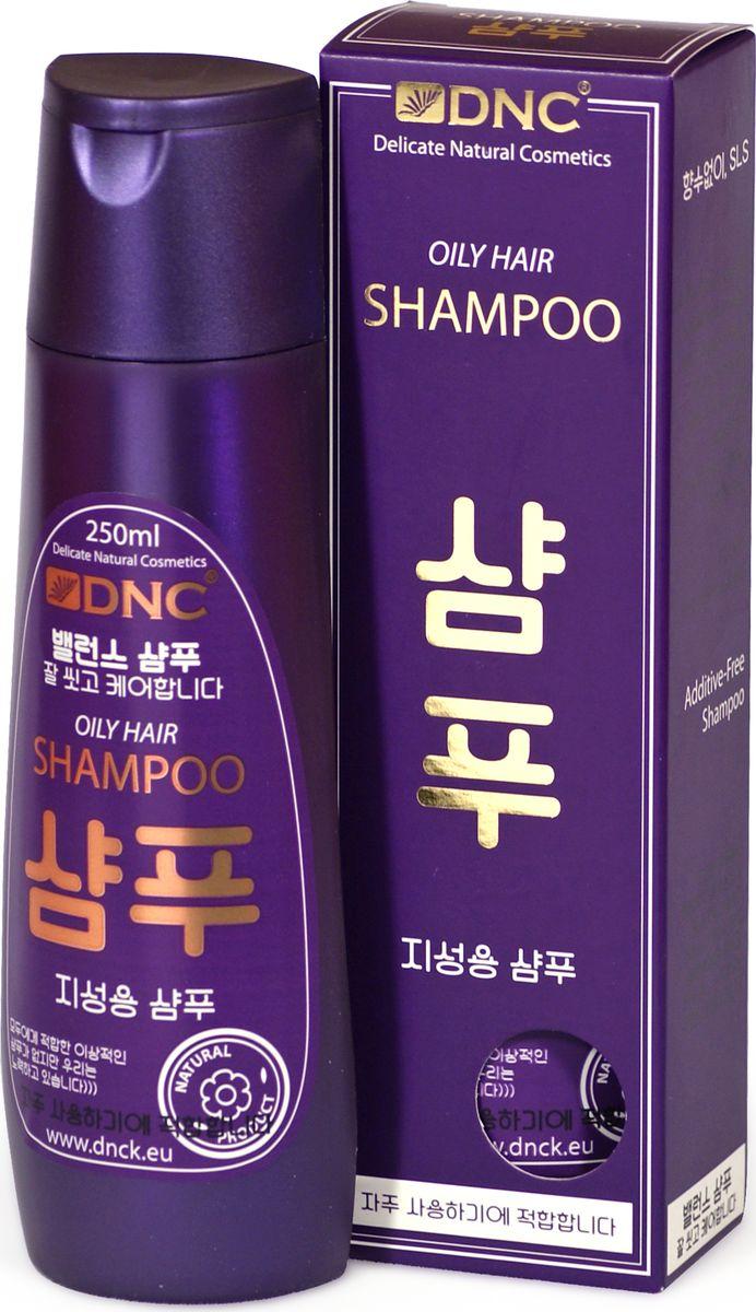 DNC Шампунь для жирных волос, 250 мл