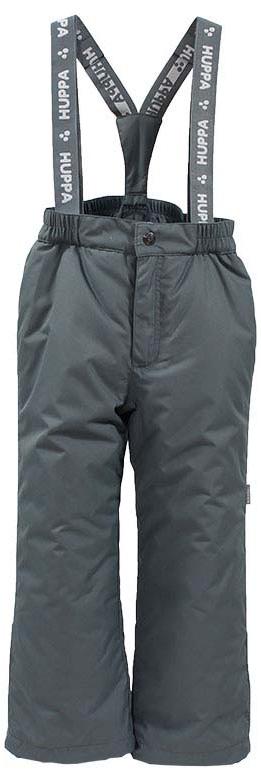 Брюки утепленные Huppa брюки утепленные детские huppa tevin 1 цвет темно серый 21770104 00018 размер 170