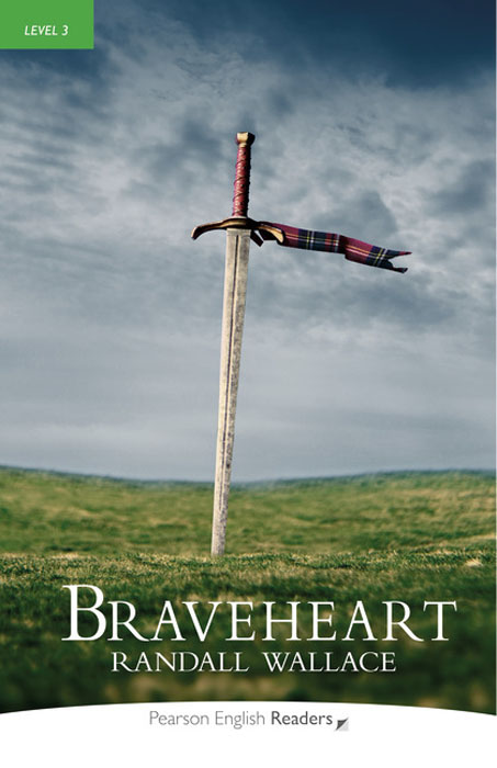 Braveheart: Level 3 (+ CD) free shipping 10pcs mje15033g 10pcs mje15032g mje15033 mje15032 to 220