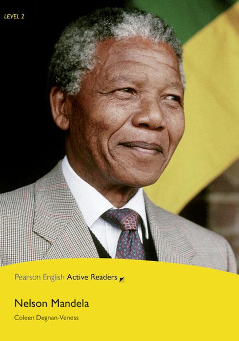 Nelson Mandela: Level 2 (+ CD) ileen bear nelson mandela a biography
