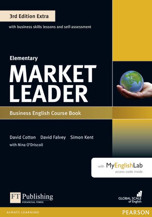 Market Leader: Extra Elementary Coursebook (+DVD-ROM) bull