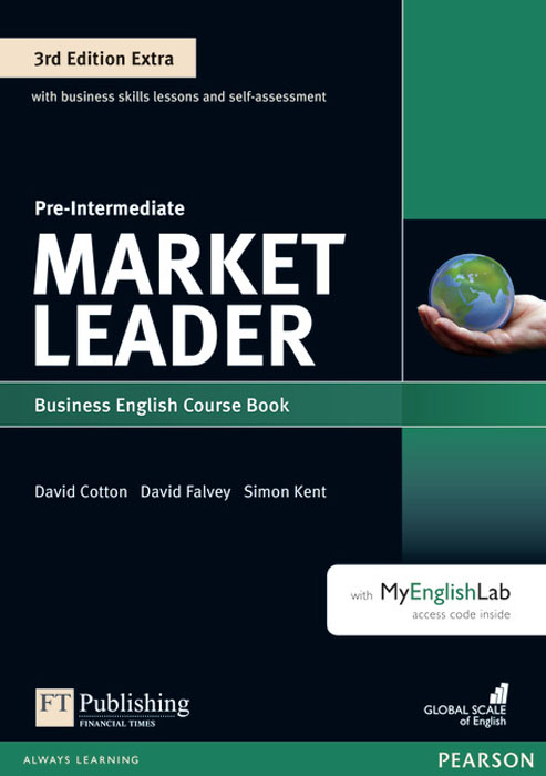 Market Leader: Pre-Intermediate Extra Coursebook (+ DVD-ROM) цены