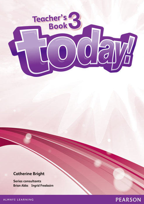 Today! 3 Teacher's Book (+ DVD Pack) today level 3 teacher s book dvd rom