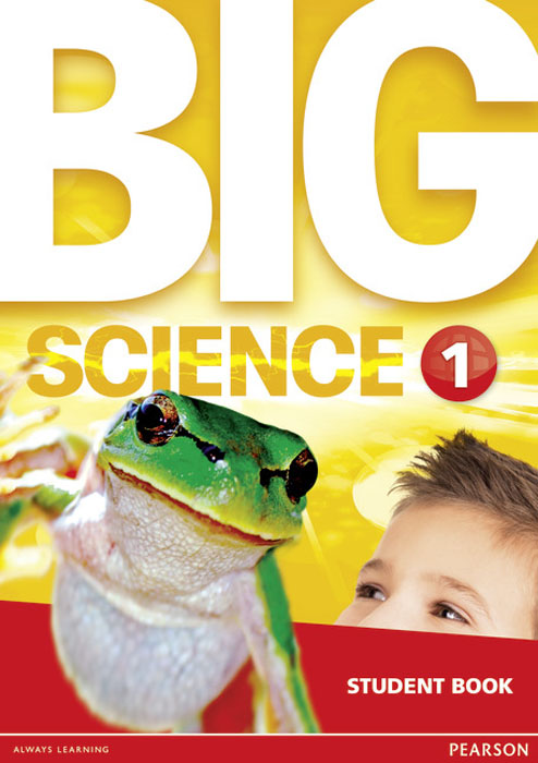 Big Science 1 Student Book at home in the rain forest