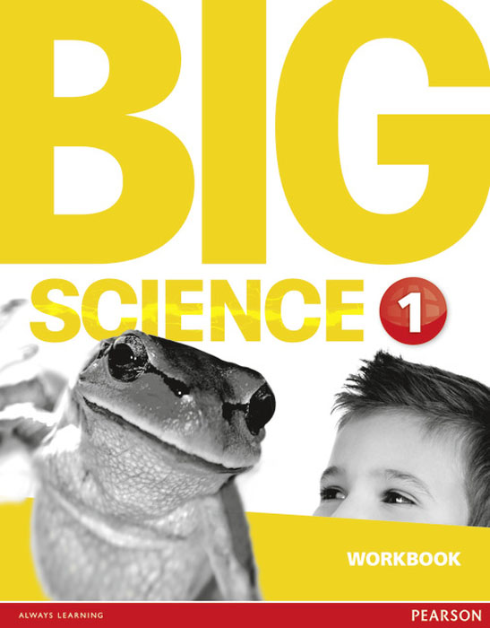 Big Science 1 Workbook at home in the rain forest
