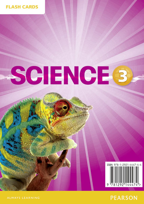Big Science 3: Flashcards Pearson Education Limited