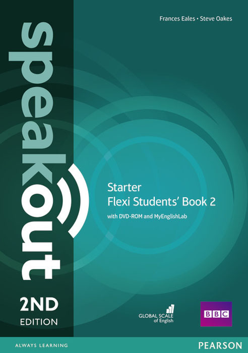 Speakout Starter Flexi Students' Book 2: with MyEnglishLab Pack: DVD-ROM speakout starter student s book dvd