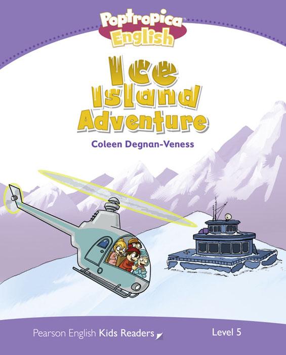 Poptropica English: Ice Island Adventure: Level 5
