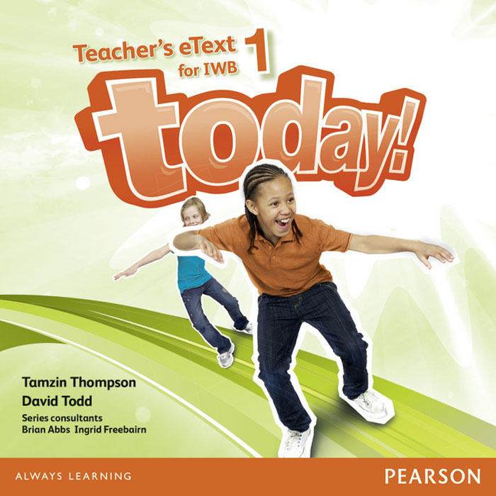 Today! 1 Teacher's eText IWB CD-Rom the olympics level 3 cd rom