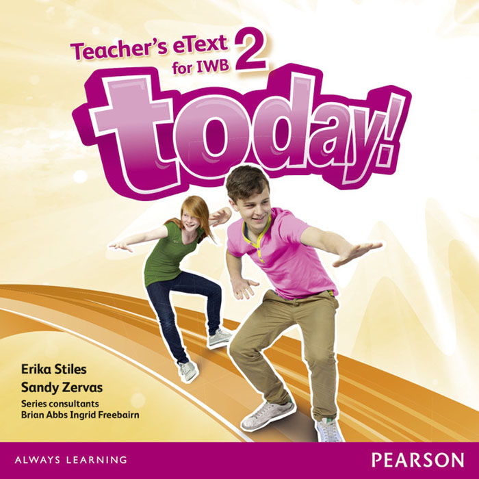 Today! 2 Teacher's eText IWB CD-Rom the olympics level 3 cd rom
