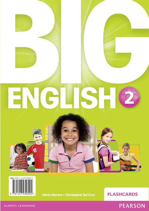 Big English: Level 2: Flashcards