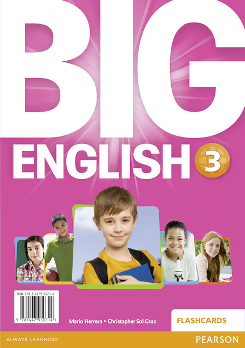 Big English: Level 3: Flashcards