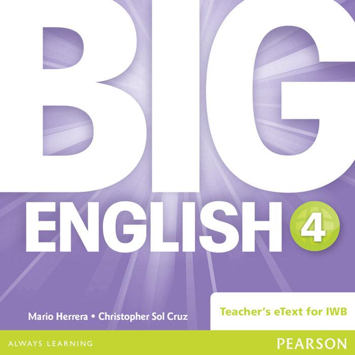 Big English: Level 4: Teacher's eText (CD-ROM)