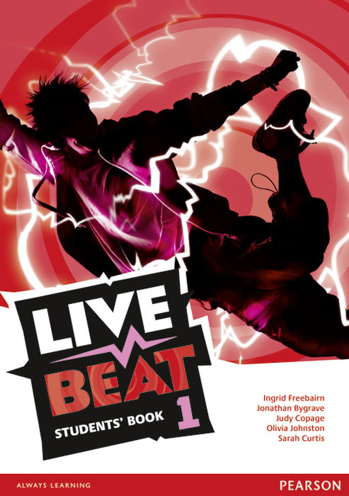 Live Beat 1 Students' Book friends 1 global students book