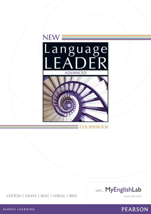 New Language Leader: Advanced: Coursebook with MyEnglishLab Pack