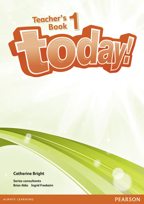 Today! 1 Teachers' Book and etext (+ CD-ROM) learning stars pupil s book level 1 cd rom